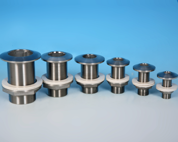 Stainless Steel Tank Connector Fittings.