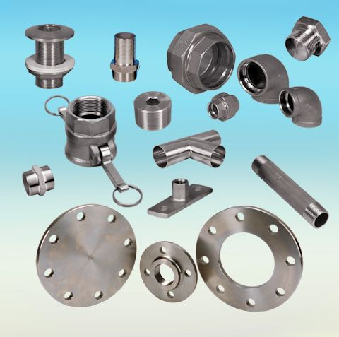 stainless steel Pipe Fittings and Flanges